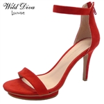 AMIRA-01 WHOLESALE WOMEN'S HIGH HEELS ***LOW STOCK