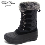 BITTY-05 WHOLESALE WOMEN'S WINTER BOOTS