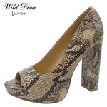 CARA-01 WHOLESALE WOMEN'S PUMPS