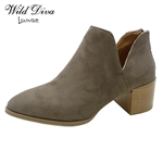 CATHERINE-02 WHOLESALE WOMEN'S ANKLE BOOTIES