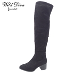 CATHERINE-06 WHOLESALE WOMEN'S OVER THE KNEE BOOTS