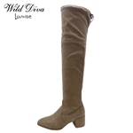 CATHERINE-12 WHOLESALE WOMEN'S OVER THE KNEE BOOTS