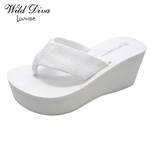 HEAT-01 WHOLESALE WOMEN'S PLATFORM SANDALS