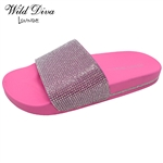 MARTY-01 WHOLESALE WOMEN'S FASHION FOOTBED SANDALS