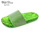 MARTY-04 WHOLESALE WOMEN'S FASHION FOOTBED SANDALS