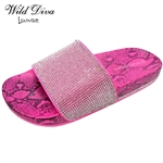 MARTY-04 WHOLESALE WOMEN'S FASHION FOOTBED ***LOW STOCK SANDALS