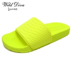 MATTY-150 WHOLESALE WOMEN'S FASHION FOOTBED SANDALS ***VERY LOW STOCK