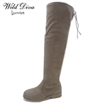 OKSANA-116W WOMEN'S WINTER BOOTS *WIDE CALF