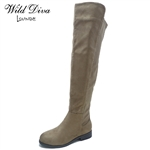 OKSANA-132W WOMEN'S WINTER BOOTS *WIDE CALF