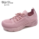 PACO-01 WOMEN'S CASUAL TRAINER SNEAKERS ***VERY LOW STOCK