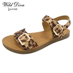 POLABUR-35 WHOLESALE WOMEN'S FOOT-BED SANDALS