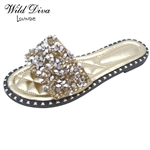 *SOLD OUT*TIA-01 WHOLESALE WOMEN'S FLAT SANDALS